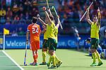 Australia vs Netherlands