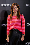 Nuria Roca attends to IQOS3 presentation at Palacio de Cibeles in Madrid, Spain. February 13, 2019. (ALTERPHOTOS/A. Perez Meca)