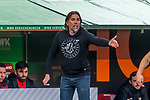18.01.2020, WWK Arena, Muenchen, GER, 1.FBL,  FC Augsburg vs. Borussia Dortmund, DFL regulations prohibit any use of photographs as image sequences and/or quasi-video, im Bild Martin Schmidt (Trainer Augsburg) <br /> <br /> Foto © nordphoto / Straubmeier
