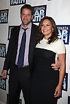 Peter Hermann & Mariska Hargitay.attending the Broadway Opening Night Performance of 'LEAP OF FAITH' on 4/26/2012 at the St. James Theatre in New York City. © Walter McBride/WM Photography .