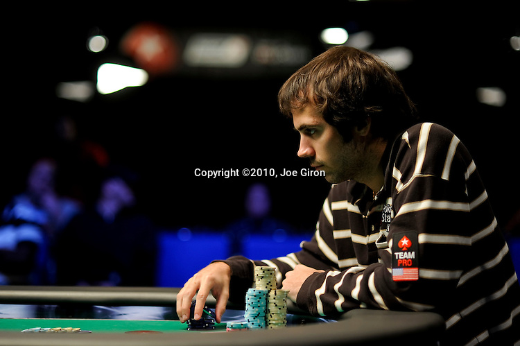 Team Pokerstars.net Pro Jason Mercier