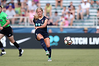 Cary, North Carolina  - Saturday July 01, 2017: Makenzy Doniak during a regular season National Women's Soccer League (NWSL) match between the North Carolina Courage and the Sky Blue FC at Sahlen's Stadium at WakeMed Soccer Park. Sky Blue FC won the game 1-0.