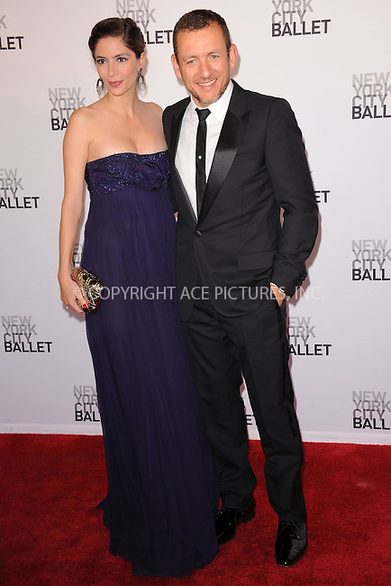 WWW.ACEPIXS.COM . . . . . .May 10, 2012...New York City....Yael Boon and Dany Boon attending New York City Ballet`s 2012 Spring Gala Performance at the David H. Koch Theater at Lincoln Center on May 10, 2012  in New York City ....Please byline: KRISTIN CALLAHAN - ACEPIXS.COM.. . . . . . ..Ace Pictures, Inc: ..tel: (212) 243 8787 or (646) 769 0430..e-mail: info@acepixs.com..web: http://www.acepixs.com .