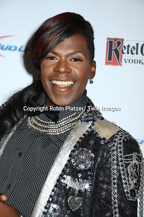 Big Freedia attends the 25th Annual GLAAD Media Awards at the Waldorf Astoria Hotel in New York City, NY on May 3, 2014.