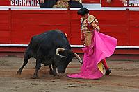 MANIZALES - COLOMBIA, 9-01-09-2020: Feria de Manizales ,temporada taurina,en la foto el torero colombiano Paco Perlaza . /<br /> Manizales Fair, bullfighting season, in the photo the colombian Paco Perlaza . Photo: VizzorImage / Santiago Osorio / Contribuidor