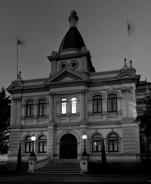 Albert Hall, Launceston