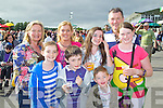 Pictured at Killarney Races on Monday, from left: Daphne O'Donoghue, Myrna O'Donoghue, Sean O'Donoghue, Mary Lucey, Roisín O'Donoghue, Padraig Lucey, Donnacha Lynch and Amy Lucey..