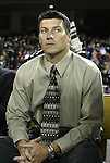 6 November 2004: United goalkeeper coach Mark Simpson. DC United defeated the New England Revolution 4-3 on penalties after the game ended in a 3-3 tie at RFK Stadium in Washington, DC in the Major League Soccer Eastern Conference Championship Match. .