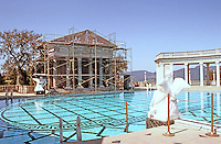 Hearst Castle: Neptune Pool. Photo '86.