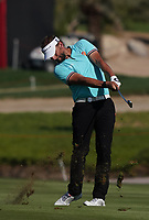 Joost Luiten (NED) on the 16th fairway during Round 3 of the Abu Dhabi HSBC Championship at the Abu Dhabi Golf Club, Abu Dhabi, United Arab Emirates. 18/01/2020<br /> Picture: Golffile | Thos Caffrey<br /> <br /> <br /> All photo usage must carry mandatory copyright credit (© Golffile | Thos Caffrey)