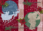 Isabella, GIFT WRAPS, GESCHENKPAPIER, PAPEL DE REGALO, Christmas Santa, Snowman, Weihnachtsmänner, Schneemänner, Papá Noel, muñecos de nieve, paintings+++++,ITKENT1949-L-PATTE,#gp#,#x#