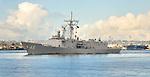 USS RENTZ (FFG-46)