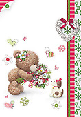 Sharon, CHRISTMAS ANIMALS, WEIHNACHTEN TIERE, NAVIDAD ANIMALES, GBSS, paintings+++++,GBSSC50XFC8,#XA#
