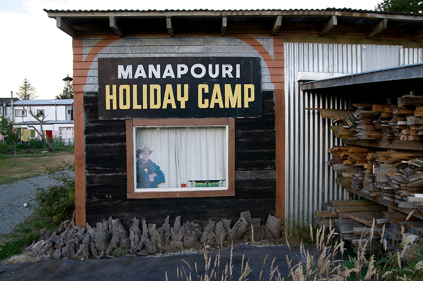 Manapouri Holiday Camp