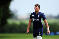 Zach Mercer of Bath Rugby. Bath Rugby pre-season training session on August 9, 2016 at Farleigh House in Bath, England. Photo by: Patrick Khachfe / Onside Images