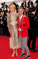 www.acepixs.com<br /> <br /> May 21 2017, Cannes<br /> <br /> Actress Nicole Kidman (L) and Director John Cameron Mitchell arriving at a screening of 'How To Talk To Girls At Parties' during the 70th annual Cannes Film Festival at on May 21, 2017 in Cannes, France. <br /> <br /> By Line: Famous/ACE Pictures<br /> <br /> <br /> ACE Pictures Inc<br /> Tel: 6467670430<br /> Email: info@acepixs.com<br /> www.acepixs.com
