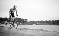 Sven Nys (BEL/Crelan-AAdrinks)<br /> <br /> Elite Men's Race<br /> Krawatencross<br /> bpost bank trofee