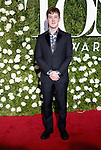 NEW YORK, NY - JUNE 11:  Mike Faist attends the 71st Annual Tony Awards at Radio City Music Hall on June 11, 2017 in New York City.  (Photo by Walter McBride/WireImage)