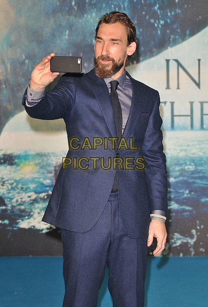 Joseph Mawle attends the &quot;In The Heart Of The Sea&quot; European film premiere, Empire cinema, Leicester Square, London, UK, on Wednesday 02 December 2015.<br /> CAP/CAN<br /> &copy;CAN/Capital Pictures