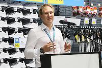 Filialleiter Moritz Kamp