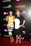 R&B RECORDING ARTIST ELLE VARNER AND BET CEO DEBRA LEE ATTEND BET AND CENTRIC PRESENTS THE FIRST ANNUAL BET ON FASHION PRESENTATION