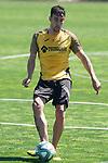 Getafe's Jaime Mata during training session. May 19,2020.(ALTERPHOTOS/Acero)