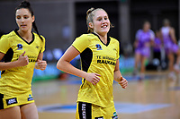 Pulse' Maddy Gordon during the ANZ Premiership - Pulse v Stars at Te Rauparaha Arena, Porirua, New Zealand on Wednesday 3 April 2019. <br /> Photo by Masanori Udagawa. <br /> www.photowellington.photoshelter.com