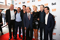 GUEST, PRODUCER LAURENT ZEITOUN, JASON ISAACS, DIRECTOR ARMANDO IANNUCCI, ANDREA RISEBOROUGH, STEVE BUSCEMI AND PRODUCER YANN ZENOU - RED CARPET OF THE FILM 'THE DEATH OF STALIN' - 42ND TORONTO INTERNATIONAL FILM FESTIVAL 2017 . TORONTO, CANADA, 09/09/2017. # FESTIVAL DU FILM DE TORONTO - RED CARPET 'THE DEATH OF STALIN'