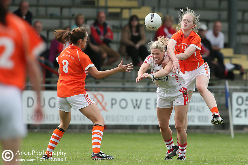 10th August 2013, Birr, Cork v Armagh, TG4 Senior Championship R2 Qualifier