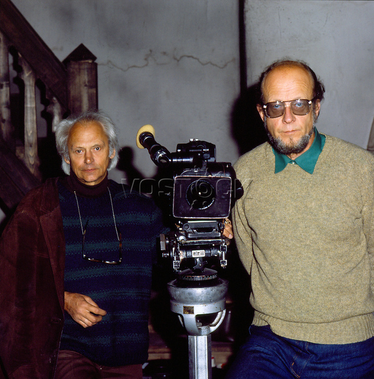 Vytautas Zhebrunas - soviet and luthuanian film director and screenwriter. | Витаутас-Арунас Жебрюнас - советский литовский кинорежиссёр и сценарист.