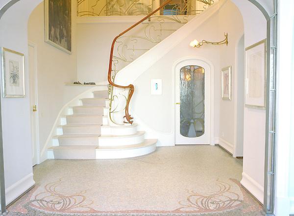 Art For Foyer : Art nouveau foyer floor new ravenna
