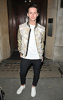 Lorcan London at the Embargo App launch party, Cuckoo Club, Swallow Street, London, England, UK, on Thursday 09 November 2017.<br /> CAP/CAN<br /> &copy;CAN/Capital Pictures