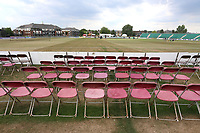 General view of the ground ahead of during Kent Spitfires vs Essex Eagles, NatWest T20 Blast Cricket at The County Ground on 9th July 2017