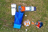 Campamento, Tienda de acampar