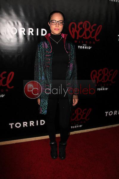 Alexis Knapp<br /> at the Rebel Wilson for Torrid Launch Party, Milk Studios, Los Angeles, CA 10-22-15<br /> David Edwards/Dailyceleb.com 818-249-4998