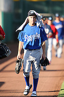 Danny Duffy - Surprise Rafters - 2010 Arizona Fall League.Photo by:  Bill Mitchell/Four Seam Images..