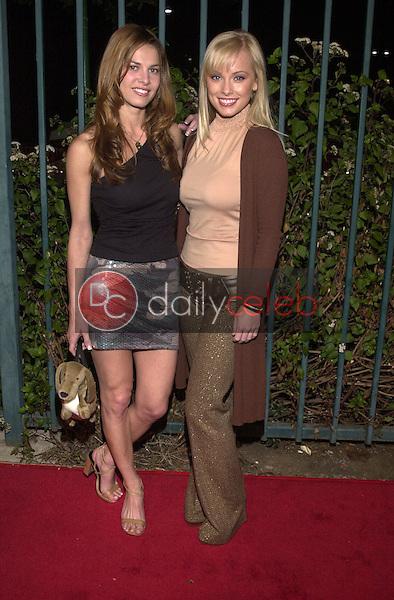 Jaime Bergman and Tracy Wolfe