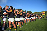 190518 1st XV Rugby - Wellington College v Palmerston North BHS