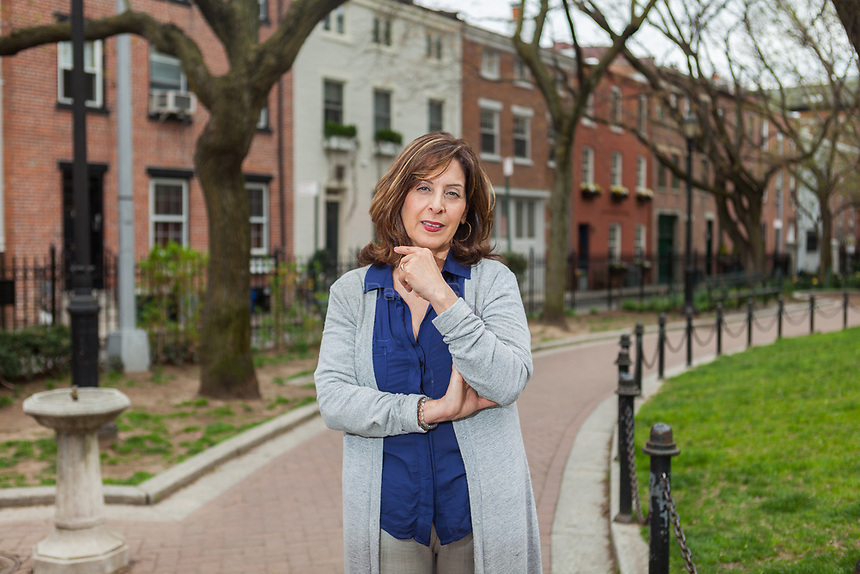 Mary-Jean Gianquinto is a realtor with Halstead and a licensed social worker. <br /> <br /> <br /> Danny Ghitis for The New York Times Realtors with mental health counseling backgrounds.