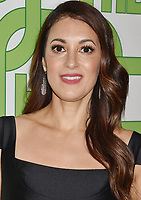 BEVERLY HILLS, CA - JANUARY 06: Angelique Cabral attends HBO's Official Golden Globe Awards After Party at Circa 55 Restaurant at the Beverly Hilton Hotel on January 6, 2019 in Beverly Hills, California.<br /> CAP/ROT/TM<br /> ©TM/ROT/Capital Pictures