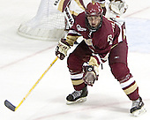 Tim Filangieri - The Boston College Eagles and Northeastern University Huskies tied at 1 on Saturday, October 22, 2005, at Matthews Arena in Boston, Massachusetts.