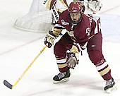 Tim Filangieri - The Boston College Eagles and Northeastern University Huskies tied at 1 on Saturday, October 22, 2005, at Matthews Arena in Boston, Massachusetts.