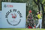 Sam Brazel of Australia tees off the 12th hole during the 58th UBS Hong Kong Golf Open as part of the European Tour on 09 December 2016, at the Hong Kong Golf Club, Fanling, Hong Kong, China. Photo by Marcio Rodrigo Machado / Power Sport Images