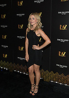 LAS VEGAS, NV - July 12, 2016: ***HOUSE COVERAGE*** Lindsey Gort pictured as BAZ  -Star Crossed Love Opening Night arrivals at The Palazzo Theater at The Palazzo Las Vegas in Las vegas, NV on July 12, 2016. Credit: Erik Kabik Photography/ MediaPunch