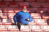 Photographer Rob Newell/CameraSport<br /><br />Emirates FA Cup Second Round - Crawley Town v Fleetwood Town - Sunday 1st December 2019 - Broadfield Stadium - Crawley<br /> <br />World Copyright © 2019 CameraSport. All rights reserved. 43 Linden Ave. Countesthorpe. Leicester. England. LE8 5PG - Tel: +44 (0) 116 277 4147 - admin@camerasport.com - www.camerasport.com