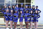CFCC Cheerleading Photos - February 5, 2014