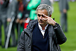 Manchester United manager Jose Mourinho after the UEFA Europa League Final match at the Friends Arena, Stockholm. Picture date: May 24th, 2017.Picture credit should read: Matt McNulty/Sportimage