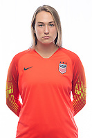 Sarasota, FL - Saturday, October 09, 2018:  Headshot of U-17 USWNT player Angelina Anderson.