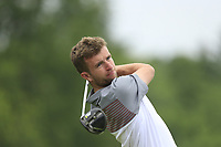 Sean Flanagan (Co Sligo) during the final of the 2018 Connacht Stroke Play Championship, Portumna Golf Club, Portumna, Co Galway.  10/06/2018.<br /> Picture: Golffile | Fran Caffrey<br /> <br /> <br /> All photo usage must carry mandatory copyright credit (&copy; Golffile | Fran Caffrey)