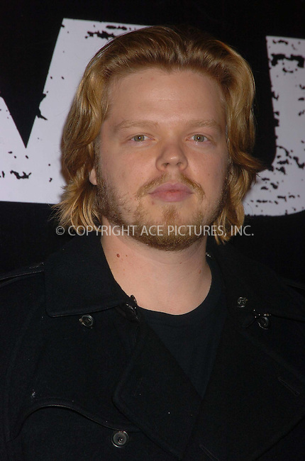WWW.ACEPIXS.COM . . . . . ....November 20, 2006, New York City. ....Elden Henson attends the Premiere of 'Deja Vu'.  ....Please byline: AJ Sokalner - ACEPIXS.COM..... *** ***..Ace Pictures, Inc:  ..(212) 243-8787 or (646) 769 0430..e-mail: info@acepixs.com..web: http://www.acepixs.com